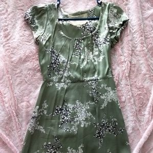 For Love and Liberty Silk Skull Dress